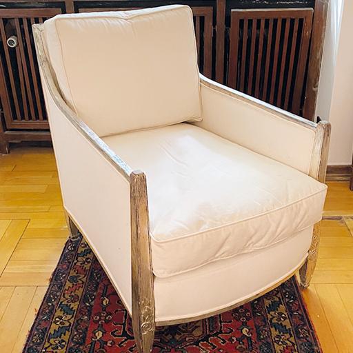 Art Deco Sessel von Paul Follot / 2 Stück